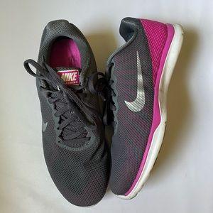 Nike Memory Foam Insole Mesh Look Training Shoe